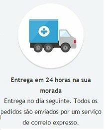 Entrega confiável em Portugal de seus medicamentos rapidamente em um dia útil