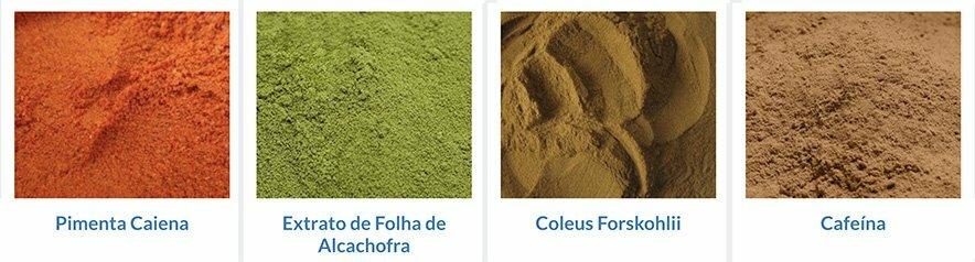 Ingredientes naturais na composição Ph375 para resultados confiáveis e sérios