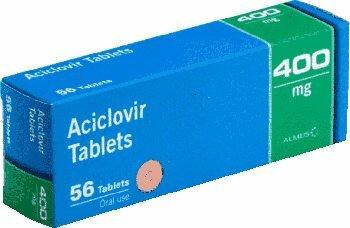 O aciclovir é um medicamento que elimina o vírus do herpes de forma eficaz