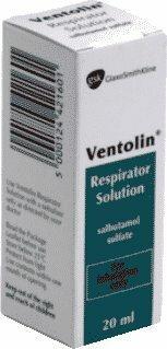 O Ventolin é um tratamento preventivo para prevenir ataques asmáticos