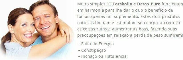 Forskolin na Portugal: é confiável? Comentários de usuários