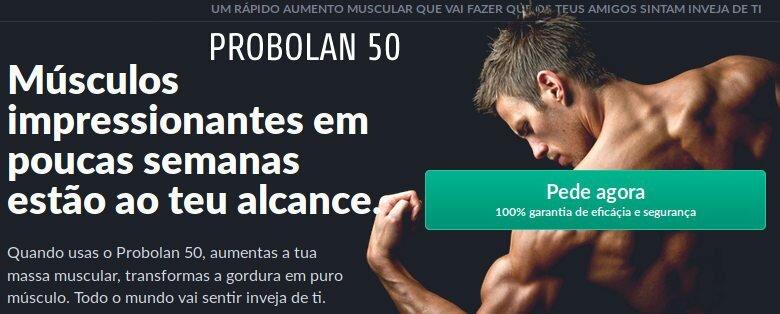 Probolan 50 Portugal: descrição, preços e comentários : é confiável?