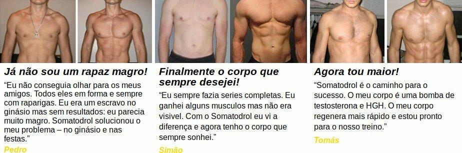 Somatodrol na Portugal: é confiável? Opiniões e Comentários de usuários